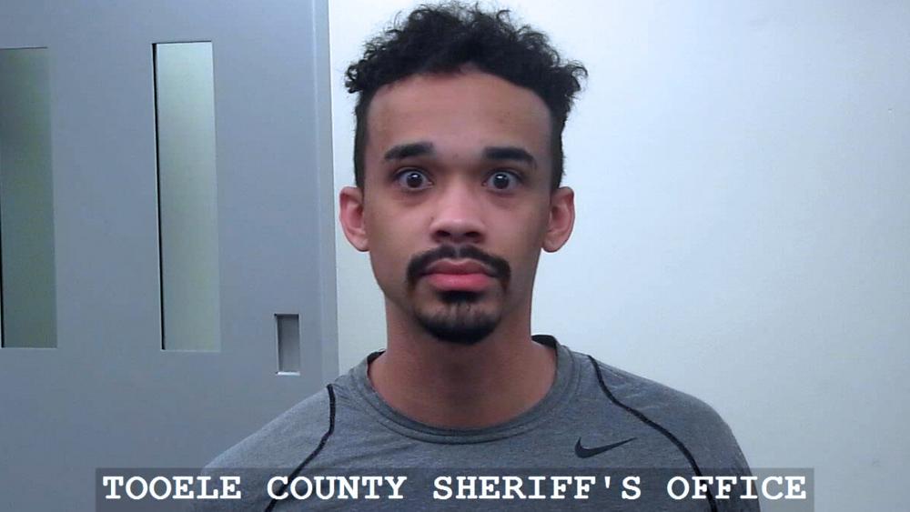 John Earle Sullivan (Photo courtesy: Tooele County Sheriff's Office)