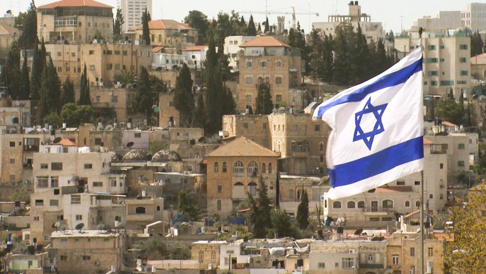 Jerusalem Neighborhood, Photo, CBN News, Jonathan Goff