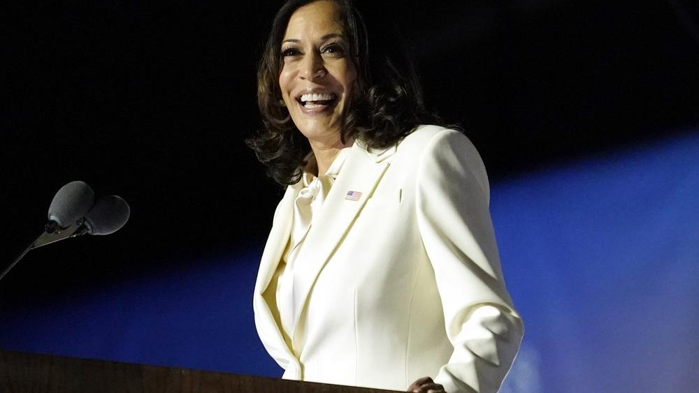 Vice President Kamala Harris (AP Photo/Andrew Harnik, File)
