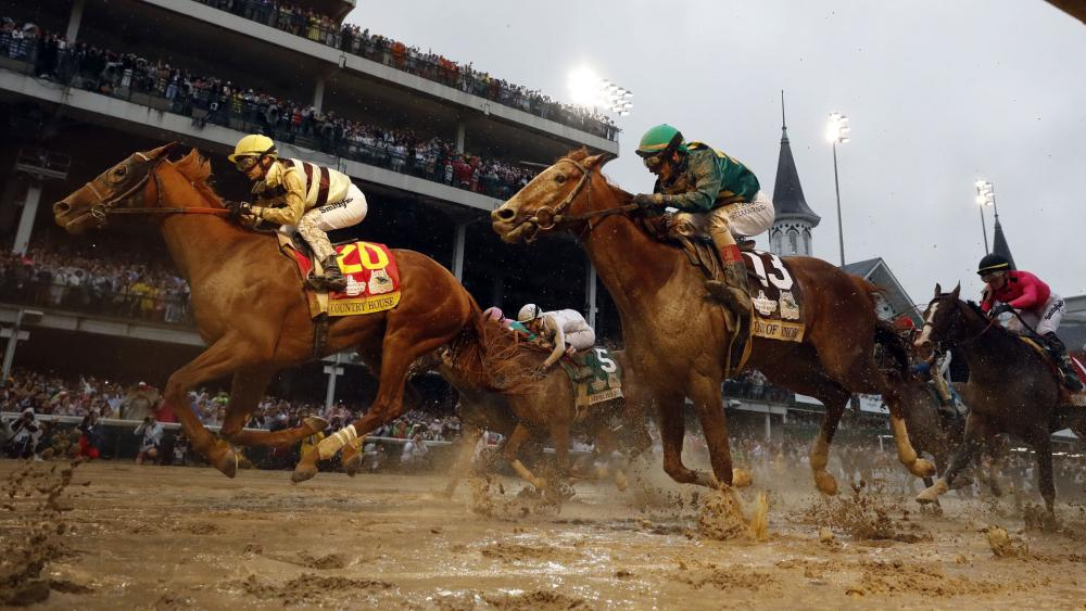 Can God Speak Through a Horse Race? Why This Author Says the