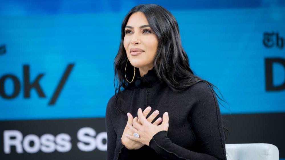 Kim Kardashian Foto de Mike Cohen -Getty Images