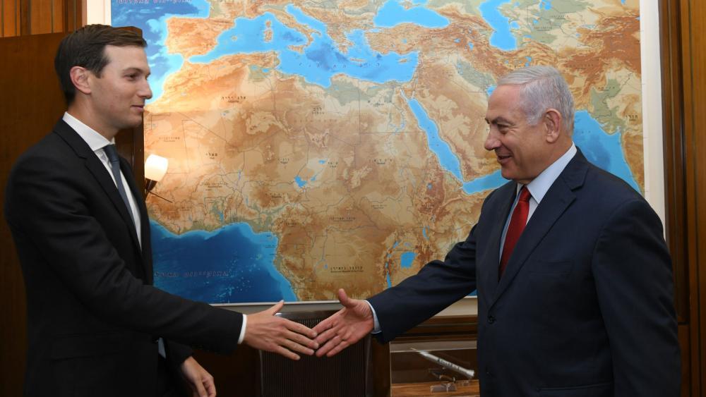Kushner Meets With Netanyahu