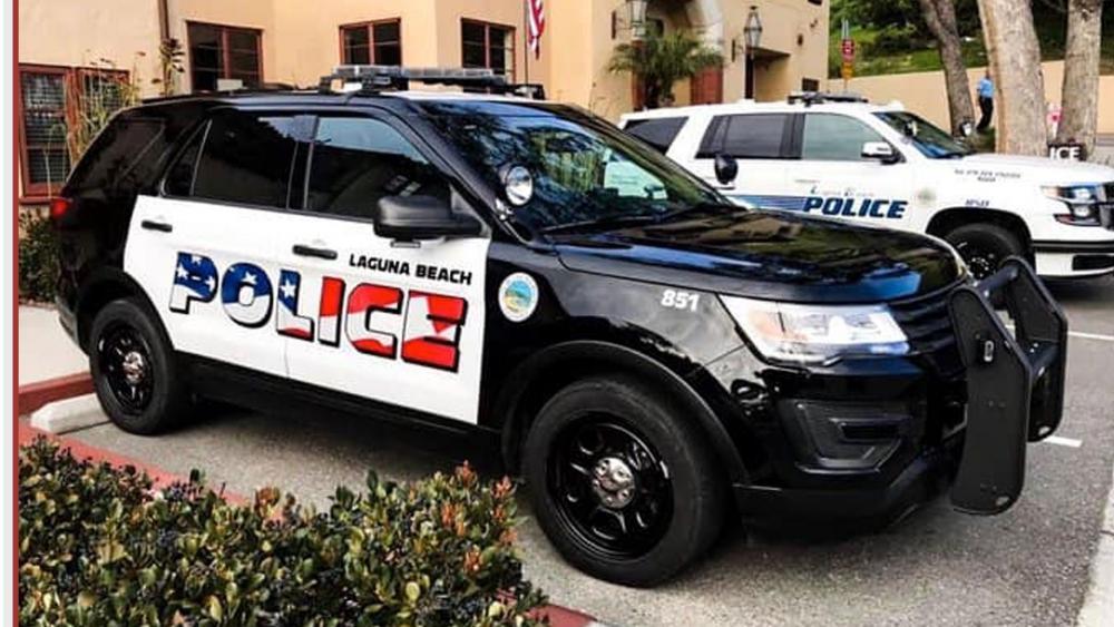 (Image credit: Laguna Beach Police Department/Facebook)