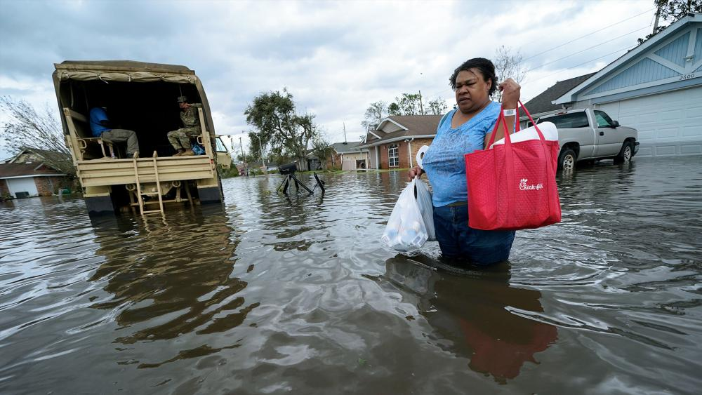 3 Dead, 1 Million Without Power in Ida's Wake: Search and Rescue Effort Underway in Louisiana
