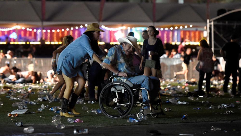 Las Vegas Shooting Faithwire