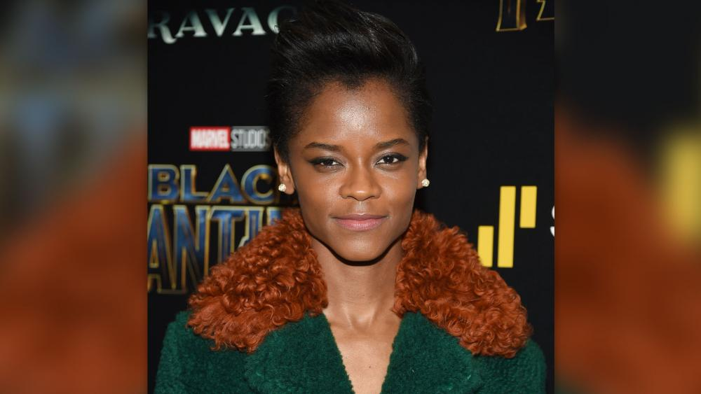 Letitia Wright (AP Photo)