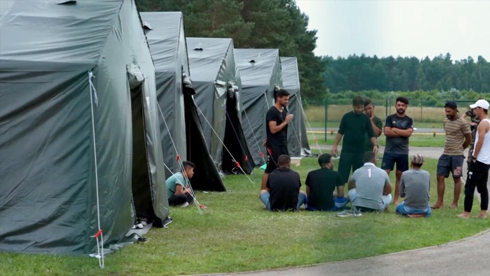 Lithuania's Migrant Crisis