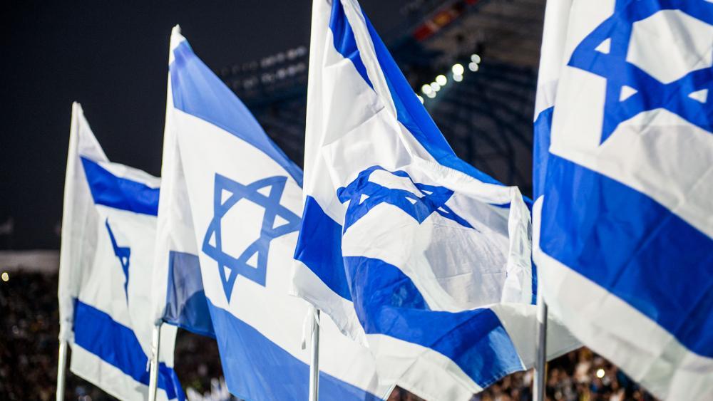 20th Maccabiah Opening Ceremony, Photo TPS, Kobi Richter