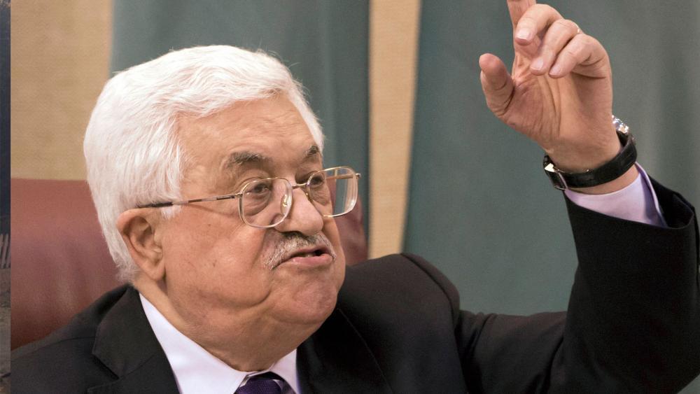 Mahmoud Abbas, Associated Press image