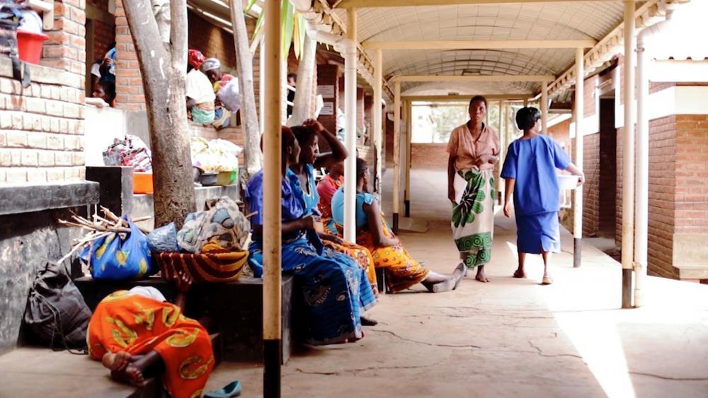 Malawi hospital ministry