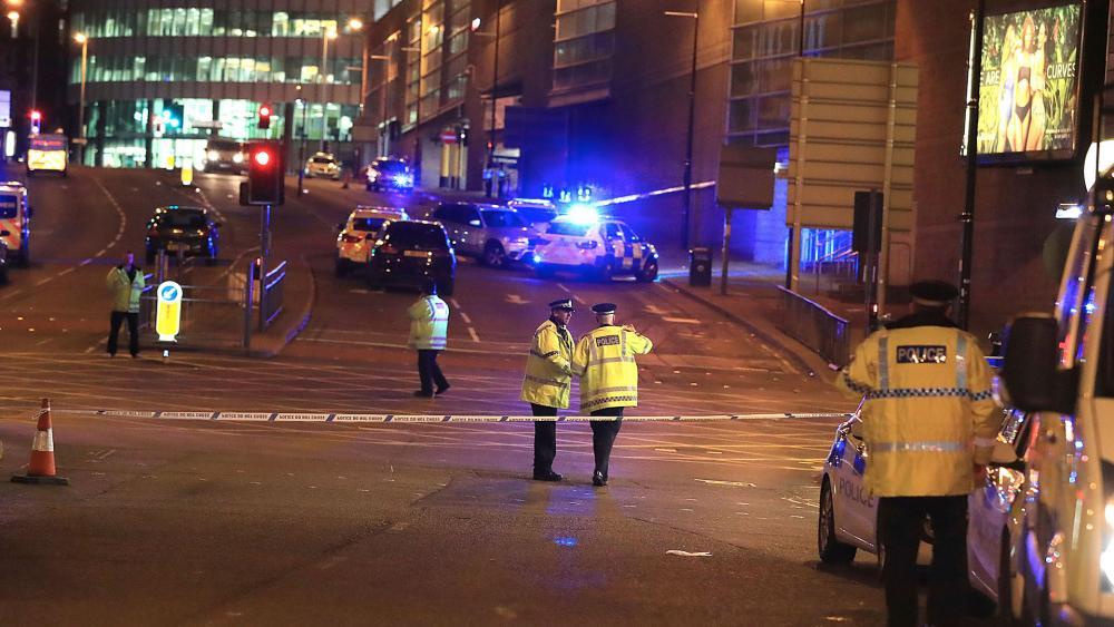 Manchester Blast