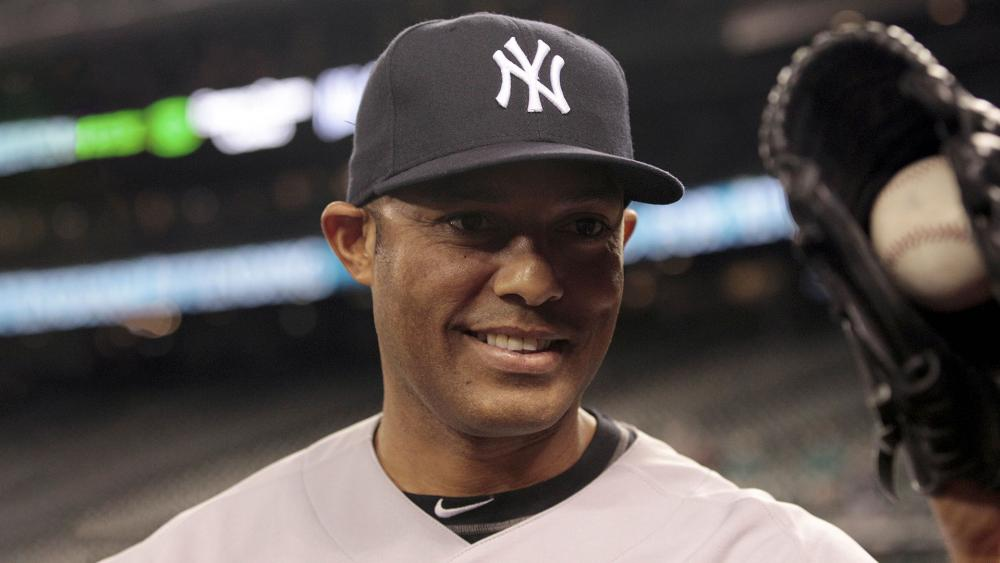 Mariano Rivera played for the New York Yankees for 19 seasons from 1995 to 2013. (AP Photo)