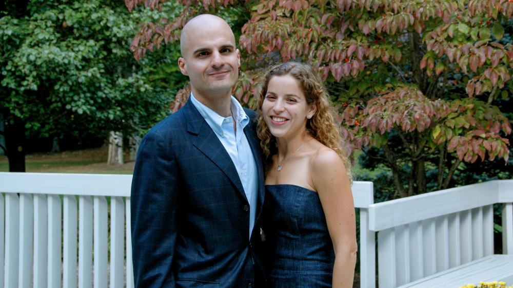 Mark and Erica Gerson (Courtesy of Michael Gerson)