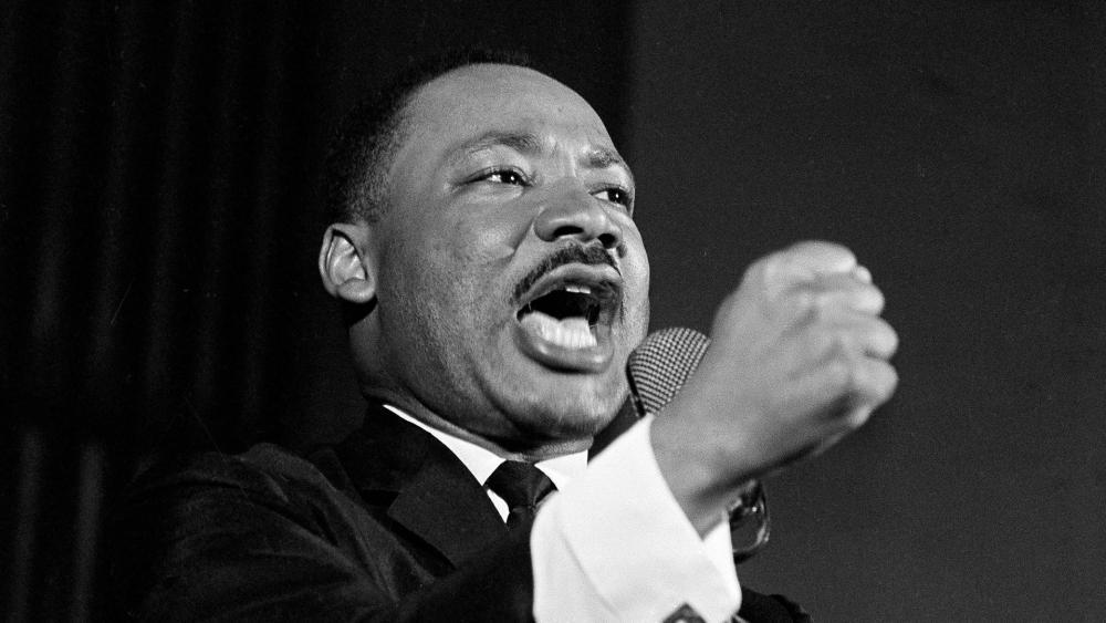 Martin Luther King Jr. (Photo: AP)