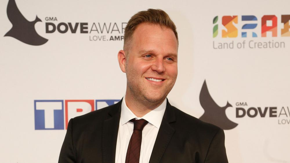 Christian singer-songwriter Matthew West. (AP Photo)