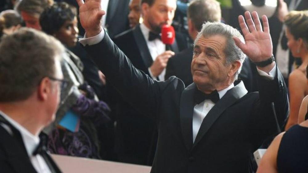 Actor/Director Mel Gibson took steps to redeem himself after the anti-Semitic rant he made during his arrest on suspicion of drunken driving in 2006.  He offered public apologies and met with members of the Jewish community.  AP file photo