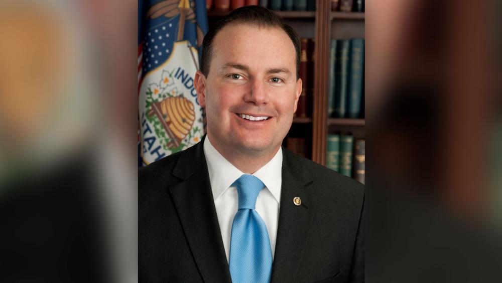 Sen. Mike Lee (R-Utah)