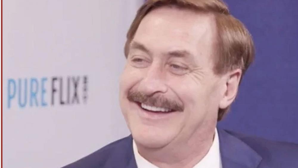 I Was An Addict Inside My Pillow Inventor Mike Lindell S Amazing Transformation Cbn News