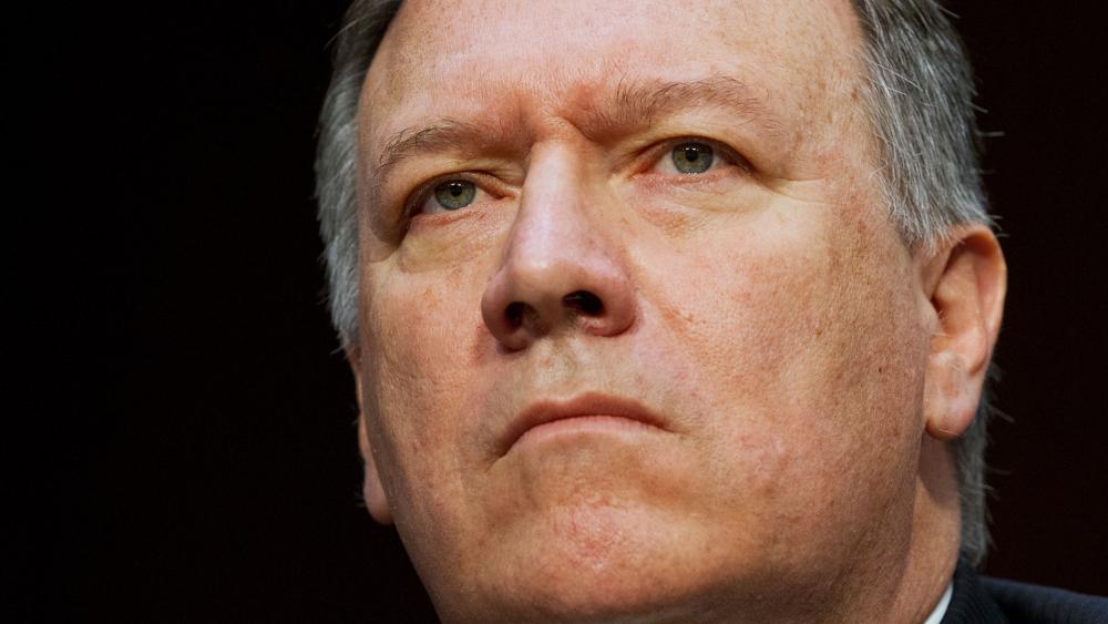U.S. Secretary of State Mike Pompeo. (AP Photo)