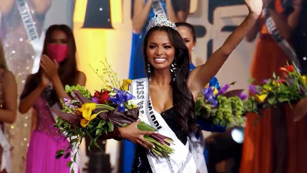 Miss USA Aysa Branch