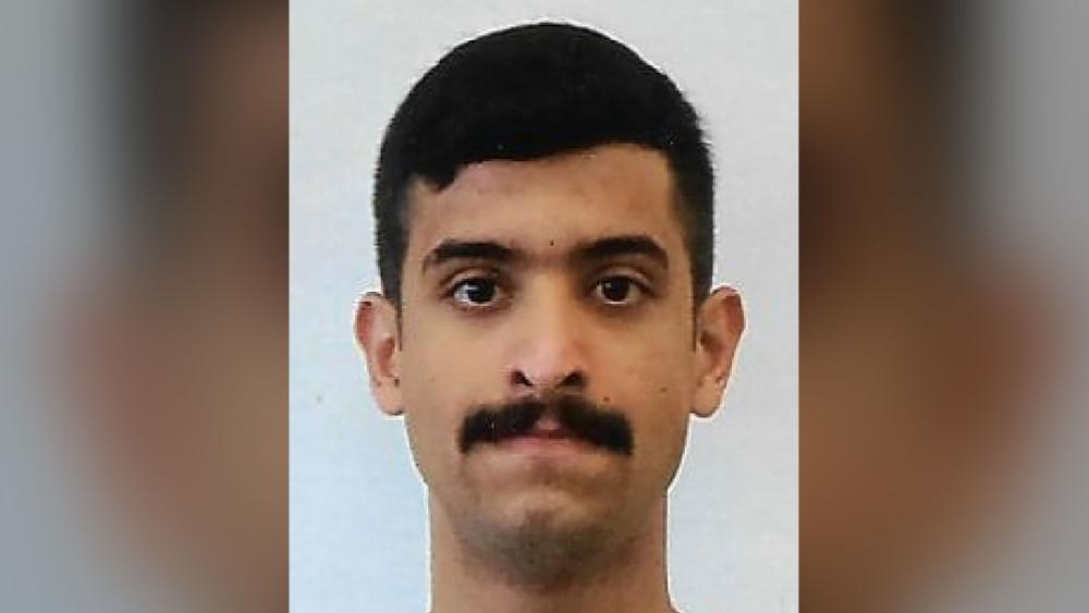 Mohammed Alshamrani, the Saudi student who opened fire inside a classroom at Naval Air Station Pensacola, Dec. 6, before one of the deputies killed him. (FBI via AP)