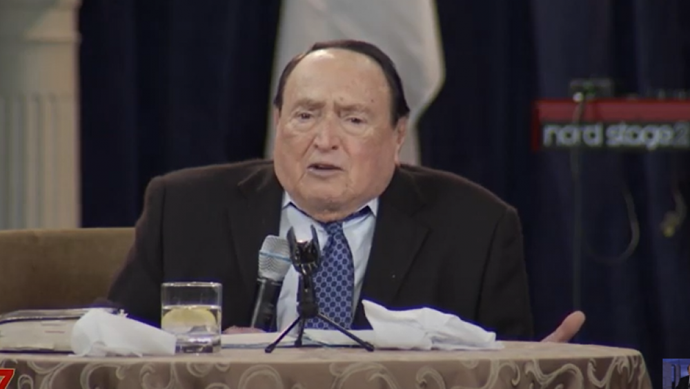 World-Renowned Evangelist Morris Cerullo Passes Away at 88 thumbnail