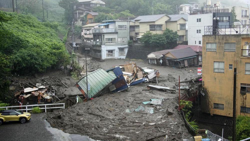 (Naoya Osato/Kyodo News via AP)