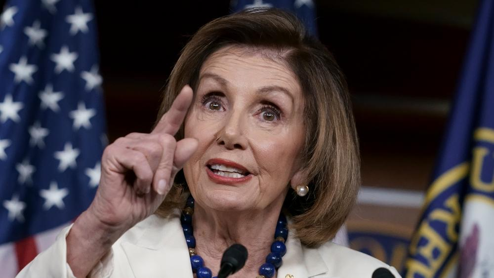 Speaker of the House Nancy Pelosi (AP Photo/J. Scott Applewhite)