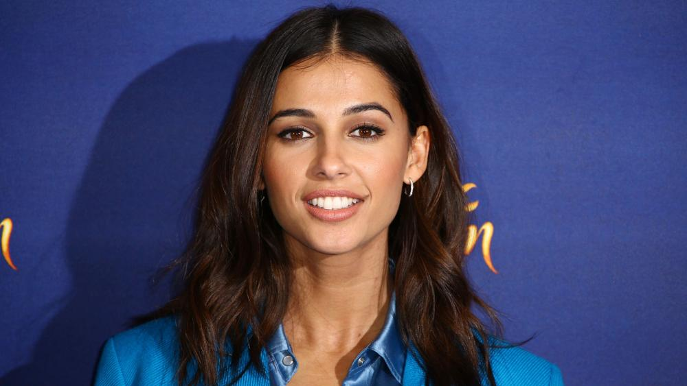 Naomi Scott. (AP Photo)