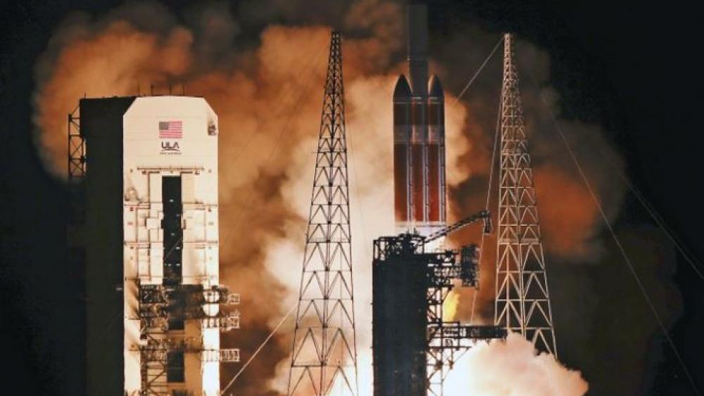 NASA Spacecraft Rockets Toward Sun for Closest Look Yet