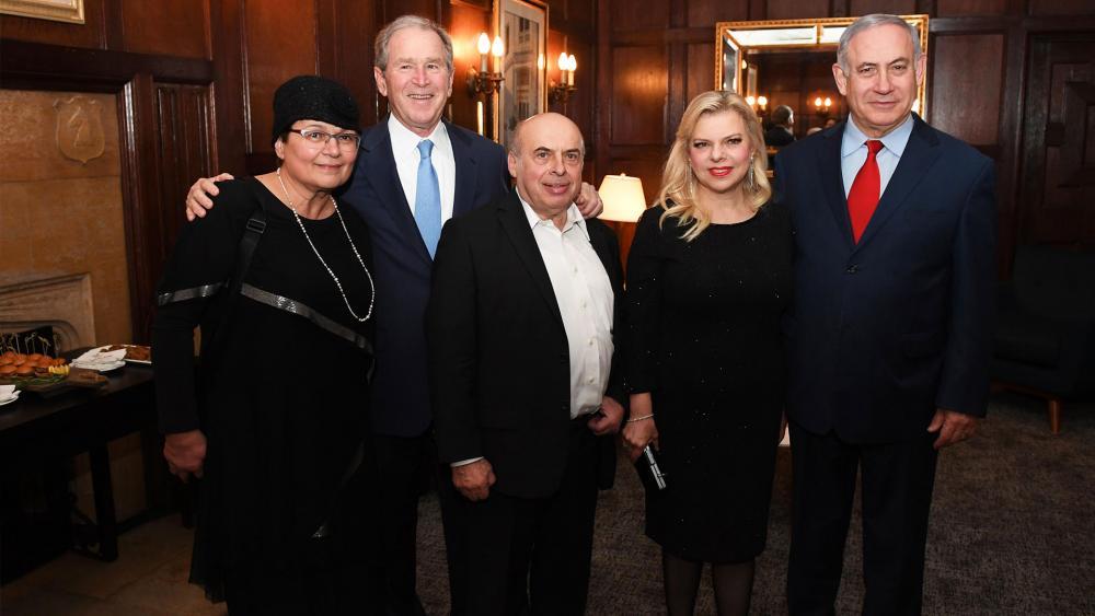 An Evening to Honor Natan Sharansky, Photo, GPO, Haim Zach