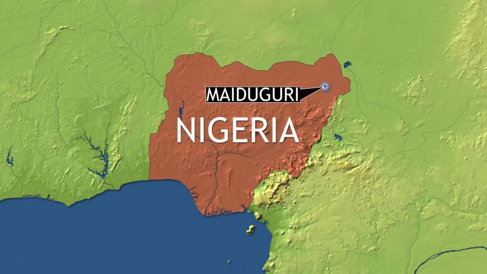 NigeriaMaidugurimap