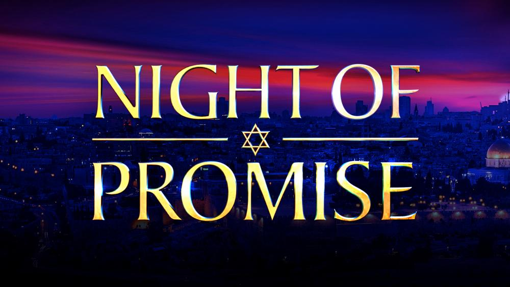 A Pentecost Moment: CBN Airing 'Night of Promise' Special to Bless Israel and Seek God for Global Revival thumbnail