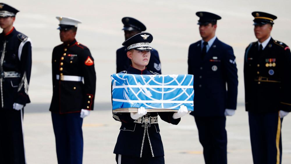 North Korea Remains