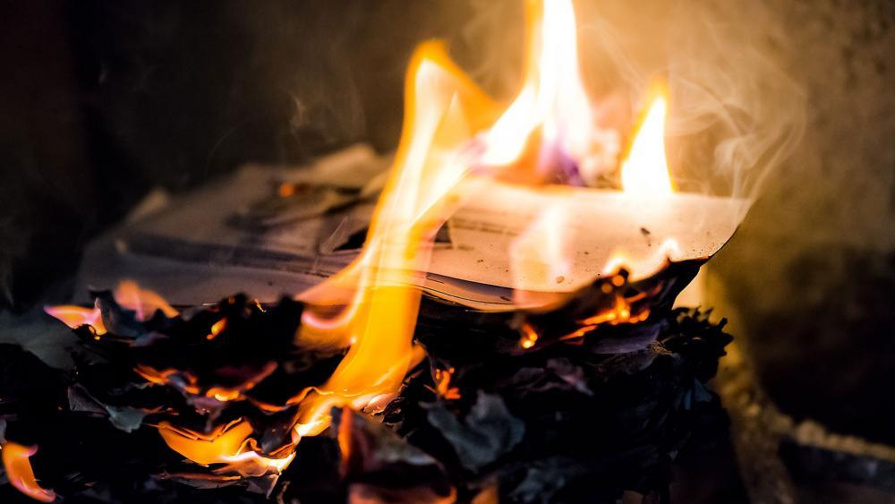 paperburning