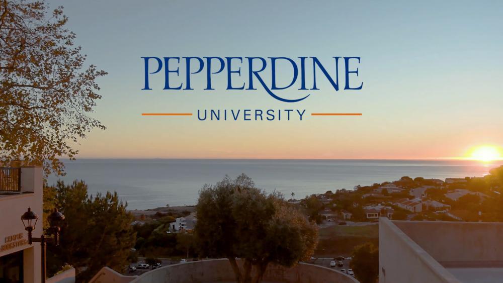 Image Source: YouTube Screenshot/Pepperdine University