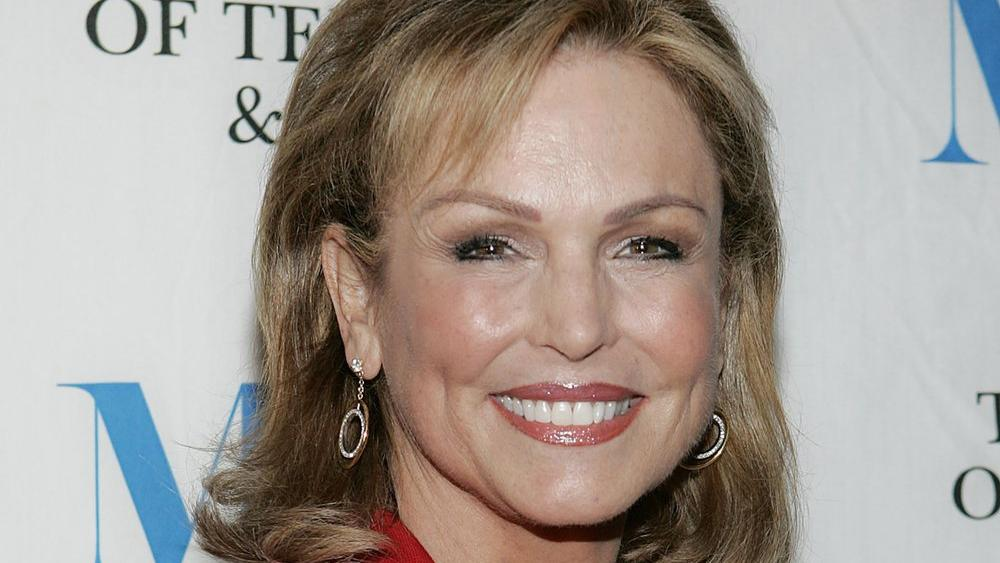 A family spokeswoman said Phyllis George died Thursday, May 14, 2020, at a Lexington hospital after a long fight with a blood disorder (AP Photo/Stephen Chernin, File)