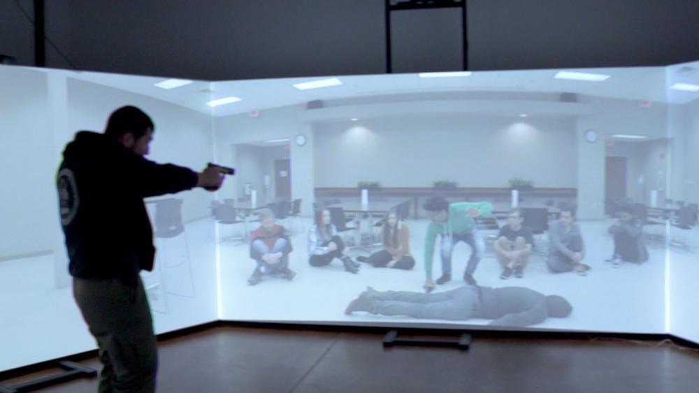 Police Simulator Training