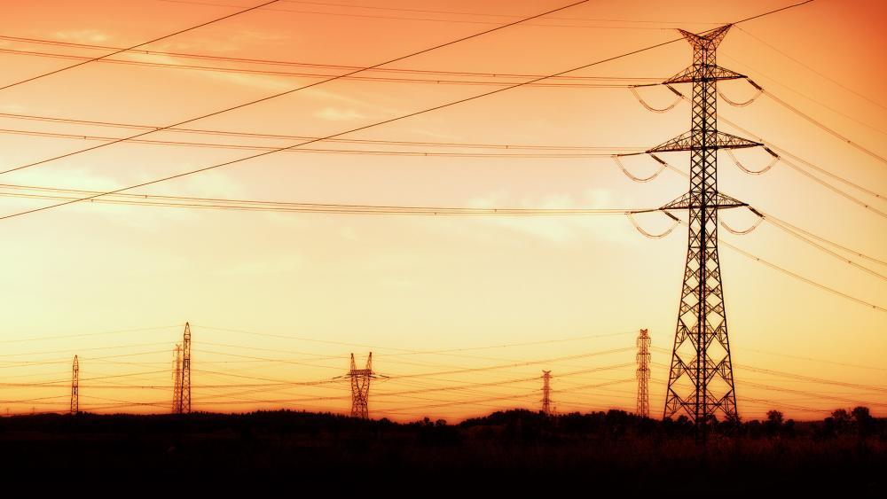power grid (Adobe stock image)