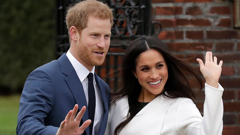 A Gender Fluid Royal Baby Prince Harry And Meghan Markle Say