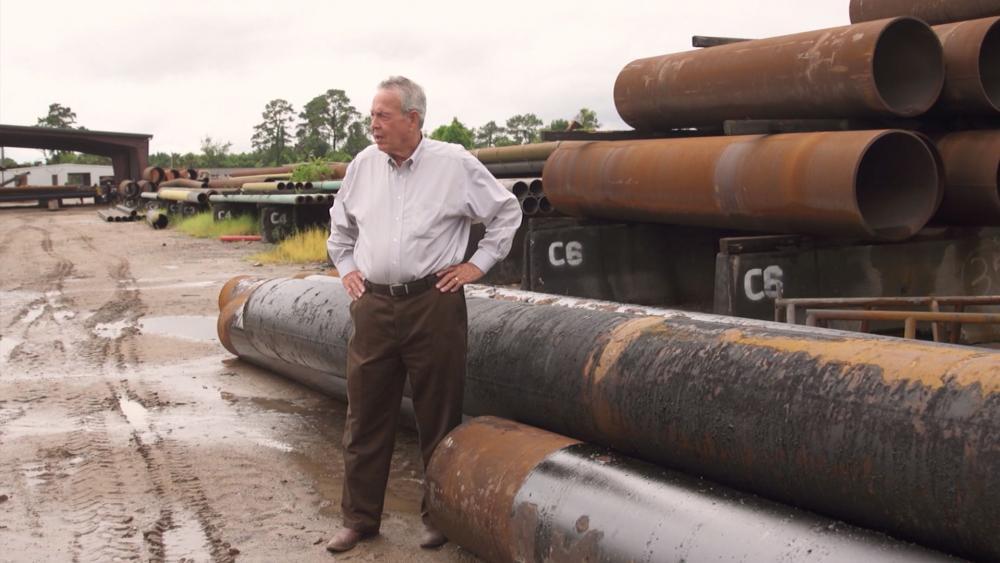 Texas Oilman Becomes Prison Evangelist
