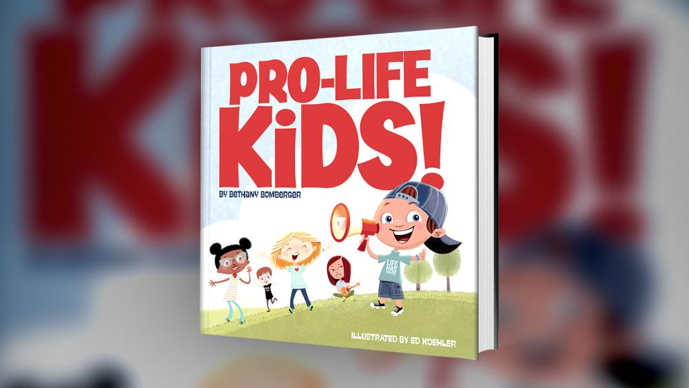 ProlifeKidsBook