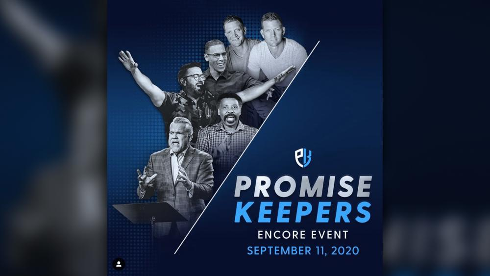 Catch the Promise Keepers Virtual Encore Event with Special Highlights From 2020 Global Digital Experience thumbnail