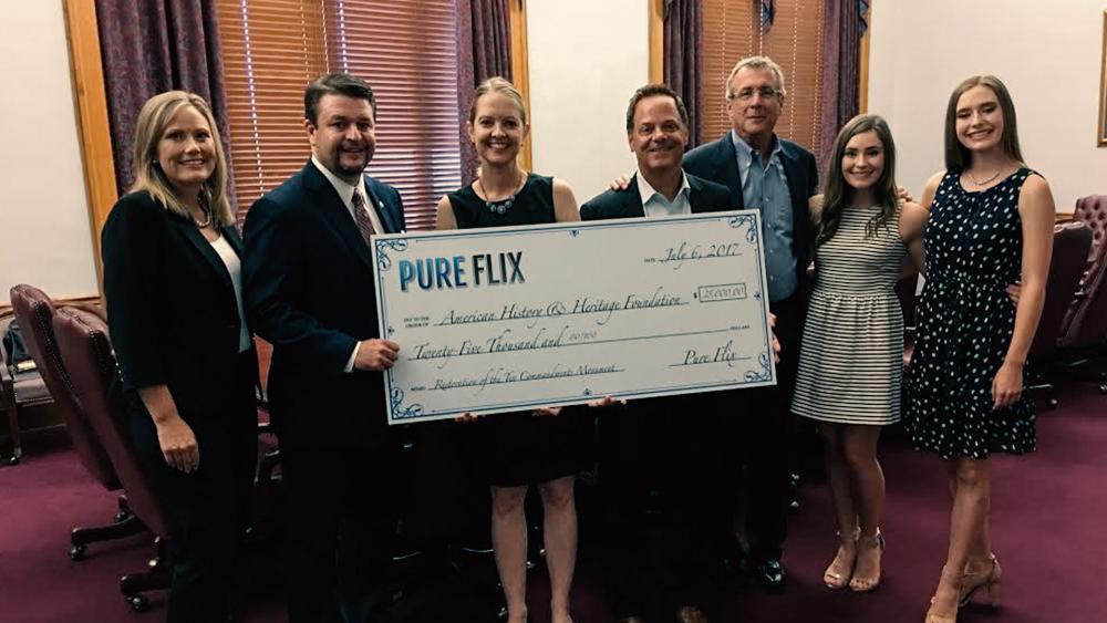 Pure Flix Donation
