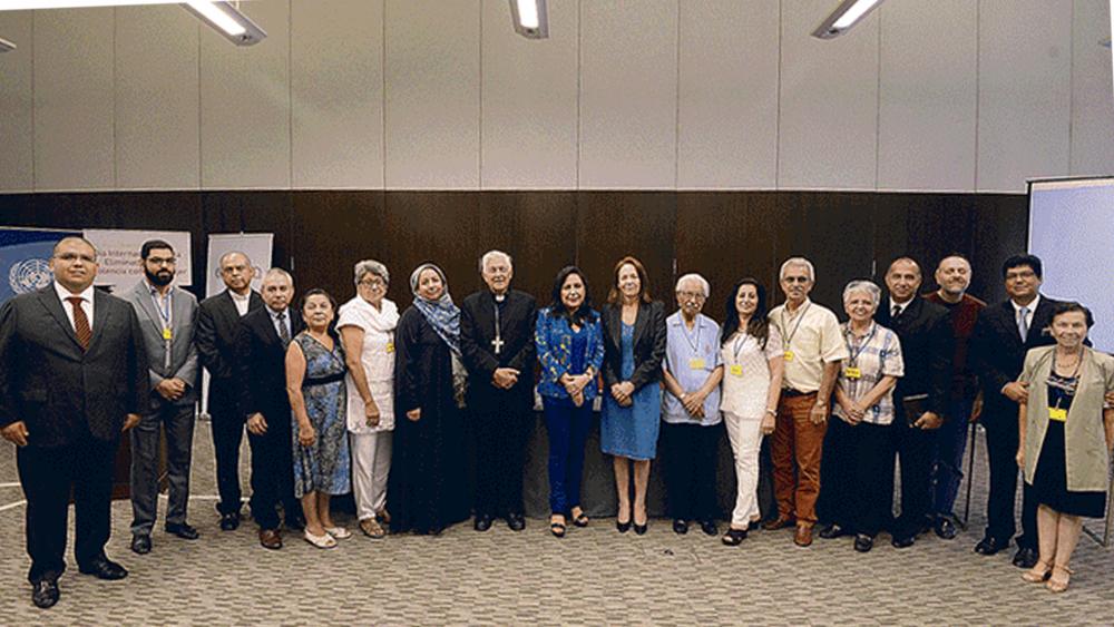 Evangélicos Se Comprometen A Luchar Contra La Violencia Hacia La Mujer En Perú