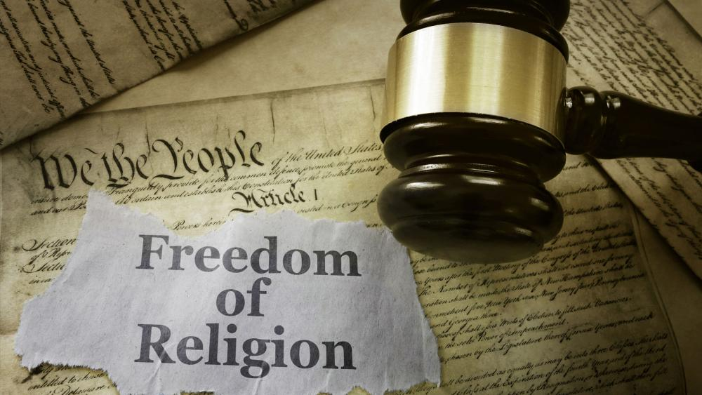 US religious freedom - We the People