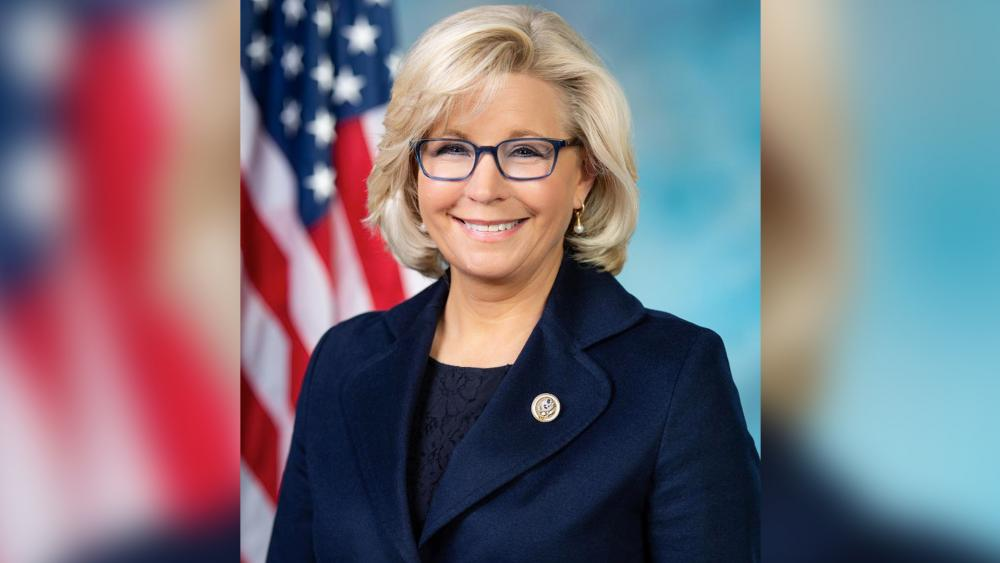 US Rep. Liz Cheney (R-WY). (Image credit: US House Office of Photography)