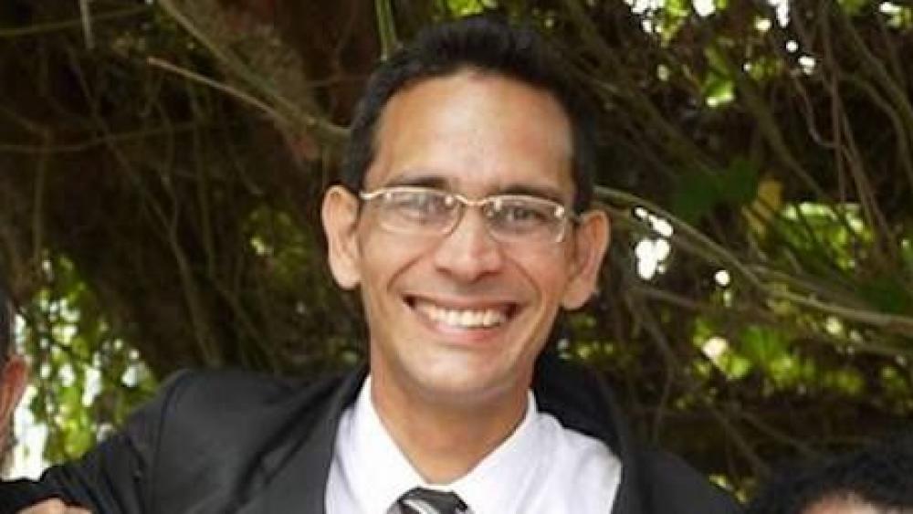Ricardo Fernndez Izaguirre (Fotografía: Christian Solidarity Worldwide)