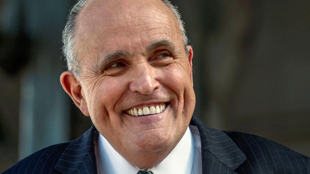 Rudy Giuliani. (AP Photo)