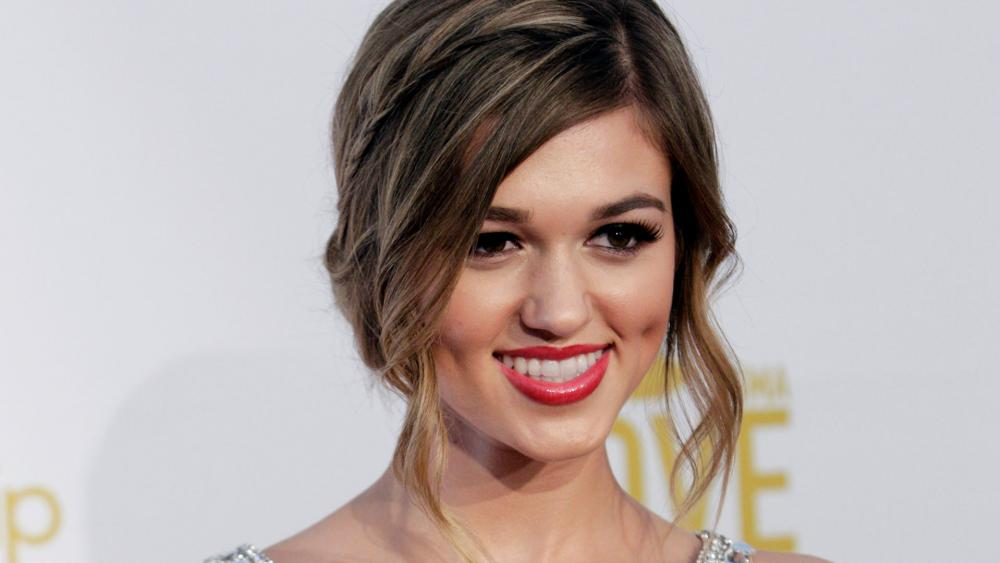 Sadie Robertson (AP Photo)